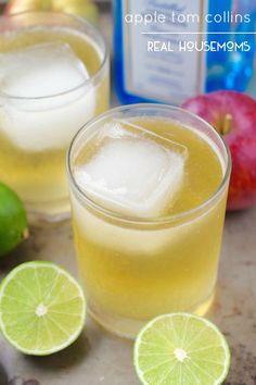 Apple Tom Collins - Gin, Hard Cider, Sprite, Lime