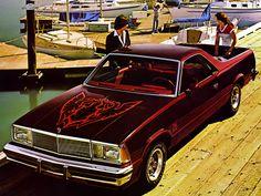1979 El Camino | Chevrolet El Camino Royal Knight '1979–81