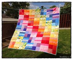 Sunshine x 3: Show & Tell: A quilt for a cause