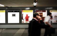 Vitrinenausstellung am Hauptbahnhof Nürnberg - Sugar Ray Banister Fotoblog