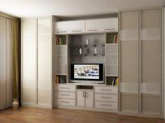 Дизайнерские шкафы купе, для гостинных