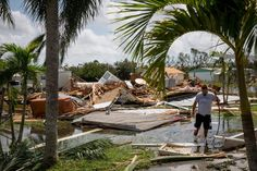 We were warned. Harvey and Irma weren't natural disasters they are climate change disasters.