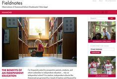 Headmaster Chris Angel's Blog