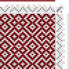 Weaving Designs, Weaving Projects, Weaving Patterns, Mosaic Patterns, Fabric Manipulation Techniques, Weaving Techniques, Inkle Loom, Loom Weaving, Knitting Charts