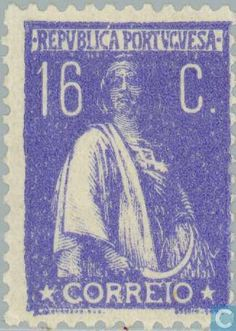Portugal [PRT] - Ceres 1926 Portugal, Stamp Collecting, Portuguese, Postage Stamps, Europe, Posters, Collections, Coins, Boys