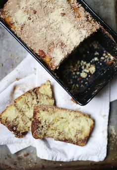 Annie's SnickerDoodle Coffee Cake @themerrythought  #teamannies