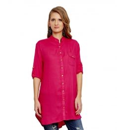 Jalebe trendy Solid Tunic for women INDTJBL021