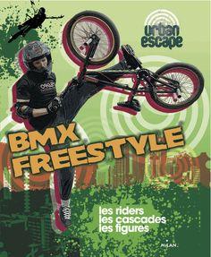 Pour découvrir le BMX, un sport qui consiste à réaliser des acrobaties en vélo bicross sur des rampes, trottoirs, murets, marches, etc. Avec des conseils pour débuter pas à pas et des portraits de stars de la discipline. COTE : 796.6 THO