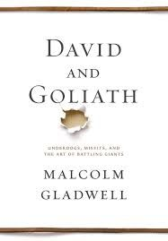 Gladwell explains why being bigger, stronger and more powerful are not necessarily the only way to win - the underdog can play a more pivotal role than most people expect.
