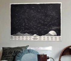 Glow in the Dark Zodiac Poster