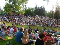 Shakespeare in the park l calgary prince island