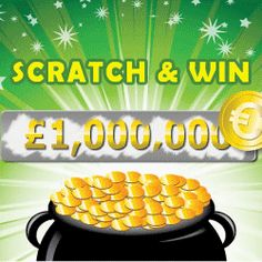 #CrazyScratch with a £5 Free No Deposit Required!