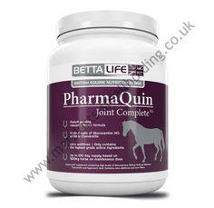 BettaLife Pharmaquin Joint Complete HA 1kg - £62.99 VAT Exempt