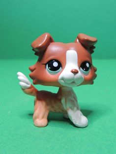 This is one of the LPS I have. Her name is Tiffany!!