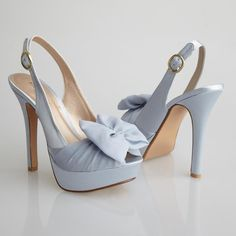 Ice blue shoes. Really want these <3