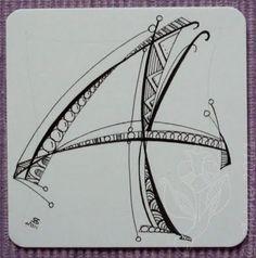 Zeichnen im Joanne-Fink-Stil | Zenspirations Zendoodle-Wege
