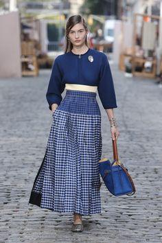 Tory Burch Spring 2022 Fashion Show   The Impression