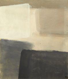 geneviève asse - volume dans la lumière (1957)