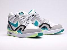 Nike Air Tech Challenge II 2 Andre Agassi 318408 130 Air Jordan Size 11.5 # nike