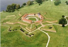 Ft. McHenry, MD.  200th anniversary of the War of 1812 being commemorated this week.