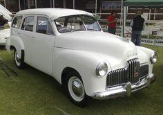 Holden FX Station Wagon. (Prototype) Melbourne, Australia. 1953