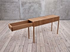 Sideboard // Defined by space and context. Image Courtesy of Oak.