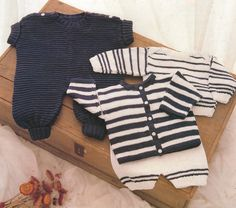 PDF Baby Knitting Pattern / Romper Suit by LoveFromNewZealand
