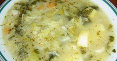 """Recept na klasickou kapustovou polévku a další """"vychytávky"""". Kapustová polévka je po uvaření chutná, ale ještě lepší je ohřátá Cheeseburger Chowder, Food And Drink, Soup, Eat, Soups"""