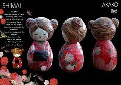 AKAKO – ROOD – RED – ROUGE   11-10-2012   Akako is een Japanse meisjesnaam. De betekenis ervan is klein meisje met rode (blozende) wangen. Akako is afgeleid van het woord Aka wat in het Japans de kleur rood betekent.