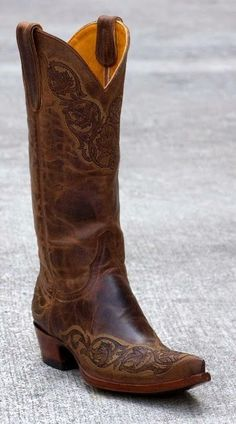 93ad298762d94 34 best boots images on Pinterest | Leather, Shoe boots and Cowboy boot
