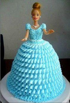 good mai bhi nai kar tha hu aisa kabi mera college mai koi ladki kai sat first of all mai batt bai kar tha hu 😂😂 Cake Decorating Designs, Easy Cake Decorating, Cake Decorating Techniques, Cake Designs, Baby Doll Cake, Barbie Doll Birthday Cake, Bolo Barbie, Barbie Cake, Cake Icing Tips