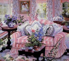 работы художника Susan Rios -09