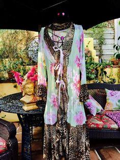 e3f5d69a23a Marrika Nakk Designs Spring Summer 2018 Country Fashion