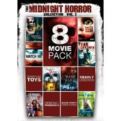 Midnight Horror Collection, Vol. 2 (Full Frame)