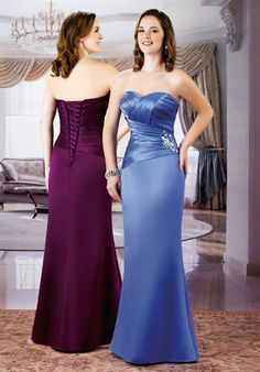 1 Wedding By Mary'S Modern Maids Bridesmaid Dresses - The Knot