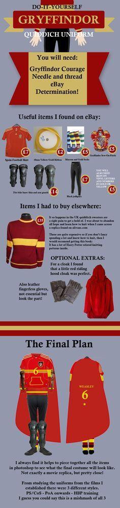 quidditch robe pattern free - Google Search