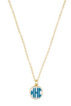 So cute! Charlotte Monogram Collection exclusively at The Jewel Box