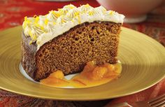 Daniel's Dish: Gingerbread Goes French