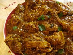 Pepper Chicken Masala / Spicy Chicken Masala Curry | Tasty Appetite
