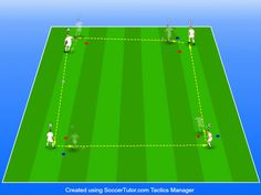 Being able to successfully pass and receive the ball is a fundamental area of the game your players need to develop. Without the ability to… Soccer Practice Drills, Soccer Training Drills, Football Passing Drills, Coaching, Drill Guide, Le Point, Portable, Sports, Group