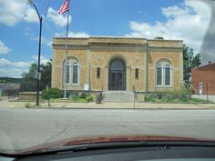 The Millersburg Post Office Anyone know where this is let me know please Anthony Contorno Sr on Facebook