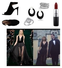 """""""Blank Space Outfit #13"""" by ashleymmck ❤ liked on Polyvore featuring Bling Jewelry, MAC Cosmetics, David Yurman, Amour and Tory Burch"""