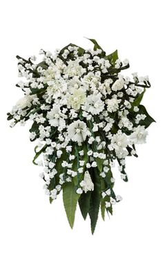 Bouquet with Seed Beads and Cultured Freshwater Pearls - Fire Mountain Gems and Beads