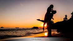 Playful, Fun and Romantic Engagement Picture by Lin & Jirsa Photography