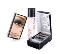 LOVE YOUR EYES--BLUE!!  Set includes Mary Kay® Mineral Eye Color Bundle in Brilliant Blue (with shades: Spun Silk, Hazelnut and Chocolate Kiss. Plus easy application tips and FREE eye applicators.) and Mary Kay® Oil-Free Eye Makeup Remover