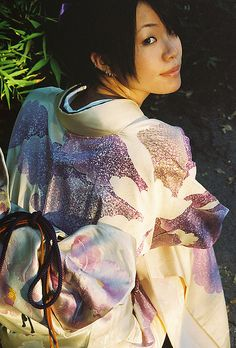 Kimono by sadaton, via Flickr