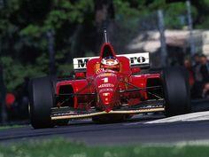 Michael Schumacher Ferrari 1996