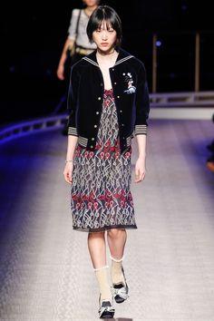 Tommy Hilfiger Fall 2016 Ready-to-Wear Fashion Show - Sora Choi
