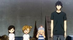 e03: Seishu's daily company are always kids under 14 years old