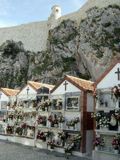 Olvera cemetery